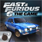 Hızlı ve Öfkeli 6: Oyun logo