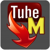 TubeMate logo