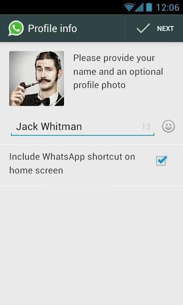 Android için Ücretsiz Mesajlaşma Uygulaması ekran görüntüsü 2