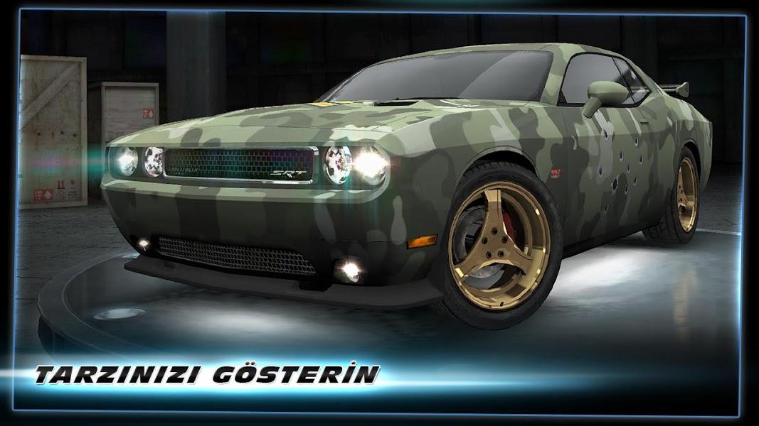 Hızlı ve Öfkeli 6: Oyun ekran görüntüsü 3