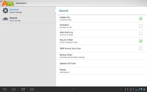 AndroXplorer File Manager Apk İndir - Android için Dosya Yönetici ekran görüntüsü 1