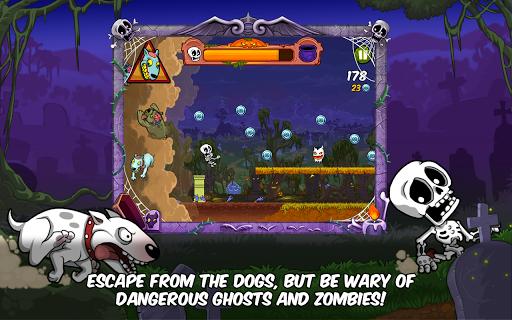 Boney The Runner Apk İndir - Android için Koşucu Oyunu ekran görüntüsü