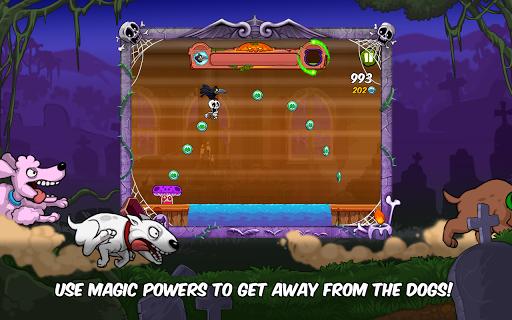 Boney The Runner Apk İndir - Android için Koşucu Oyunu ekran görüntüsü 2
