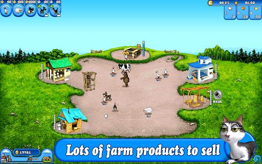 Android için Çiftlik Oyunları ekran görüntüsü 2