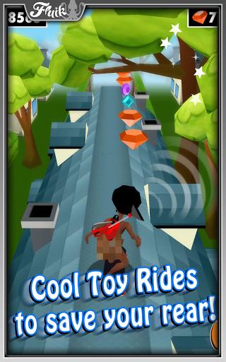 Android için Koşucu Oyunu ekran görüntüsü