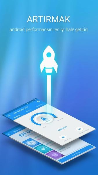 360 Security Lite – Android için Anti Virüs Uygulaması ekran görüntüsü
