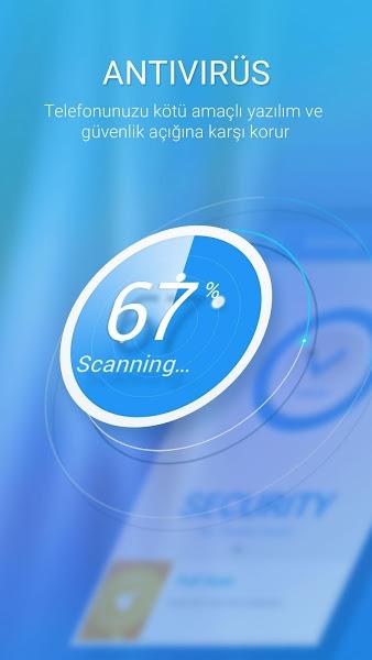 360 Security Lite – Android için Anti Virüs Uygulaması ekran görüntüsü 2