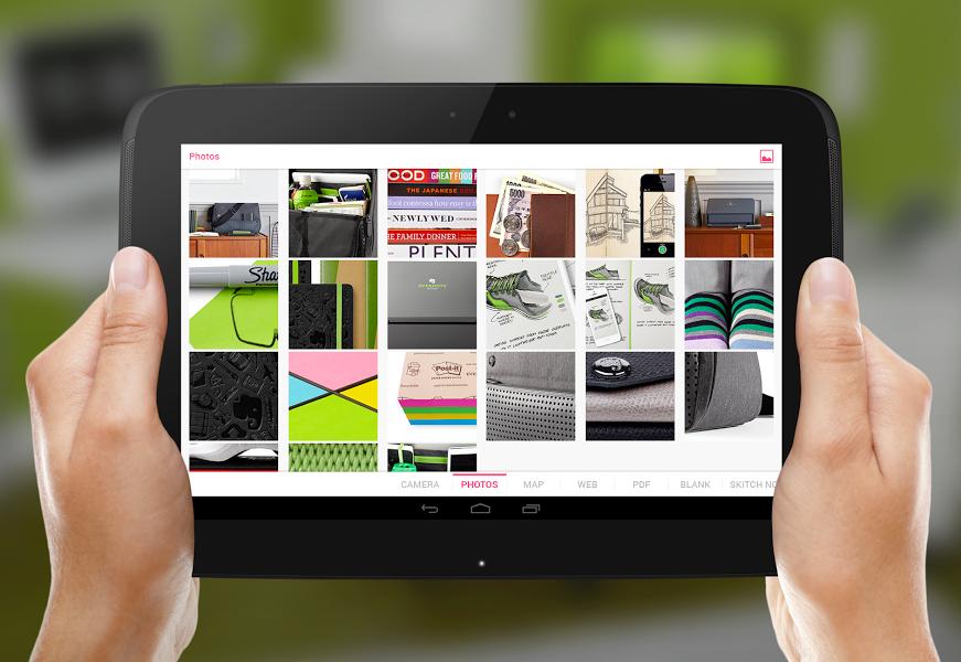 Skitch Apk İndir - Android için Fotoğraf, çek, Gönder ekran görüntüsü 3